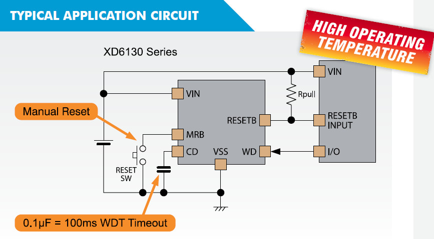 XD6130 Typical Application Circuit