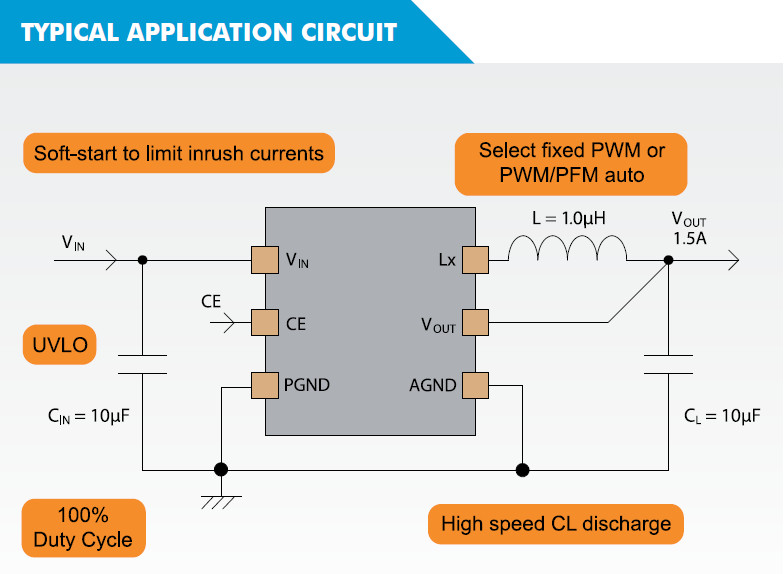 XD9260 Typical Application Circuit