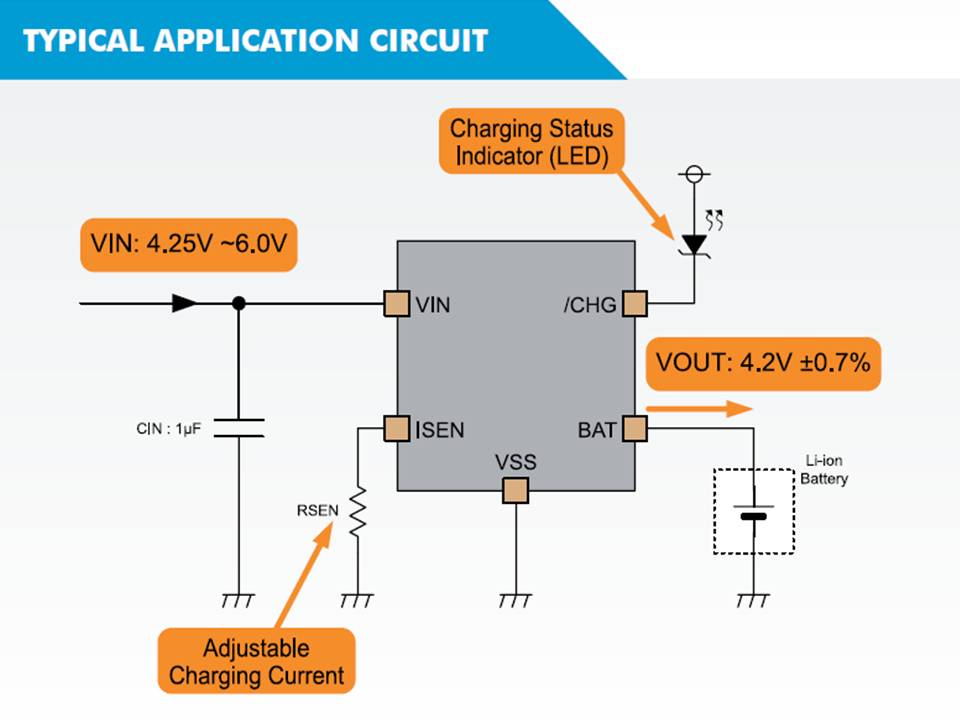 XC6802 Typical Application Circuit