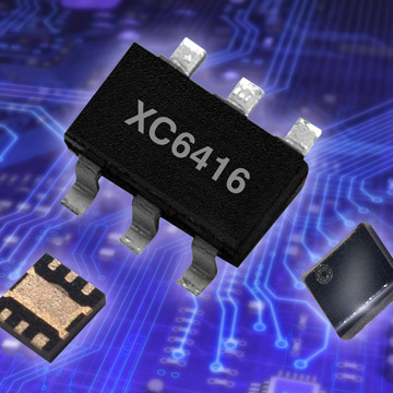 "Dual ""GO"" High Speed, Low Noise LDO Voltage Regulator image"
