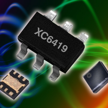 300mA/100mA Dual High Speed, Low Noise LDO Voltage Regulator image