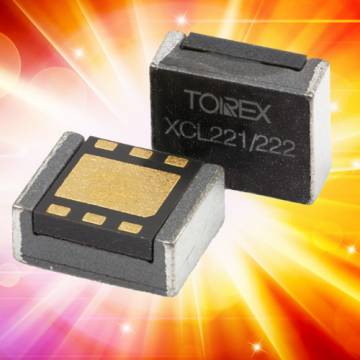 High Efficiency 500mA Buck Micro DC/DC with integrated Coil image