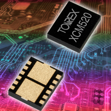 600mA Synchronous Step-Down DC/DC + Dual LDO Regulator image